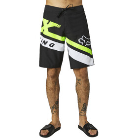 "Fox Wrapped 21"" Boardshorts Men, black"